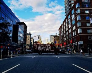 new york street moving van quote