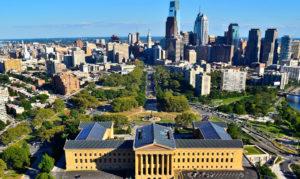philadelphia skyline art museum moving quote